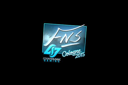 Sticker | FNS (Foil) | Cologne 2015 Prices
