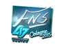 Skin Sticker | FNS (Foil) | Cologne 2015