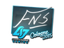 Skin Sticker | FNS | Cologne 2015