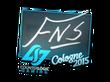 Sticker FNS | Cologne 2015