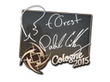 Sticker f0rest | Cologne 2015