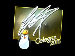 Sticker | fox (Foil) | Cologne 2015