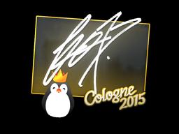 Sticker | fox | Cologne 2015