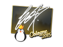 Sticker | fox | Cologne 2015