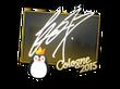 Sticker fox | Cologne 2015