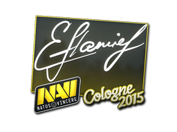 Sticker | flamie | Cologne 2015