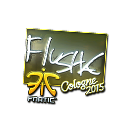 flusha (Foil) | Cologne 2015