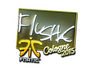 Skin Sticker | flusha (Foil) | Cologne 2015
