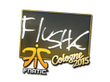 Sticker flusha | Cologne 2015