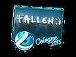 Sticker FalleN (Foil) | Cologne 2015
