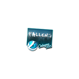 Sticker | FalleN (Foil) | Cologne 2015