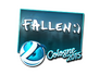 Skin Sticker | FalleN (Foil) | Cologne 2015