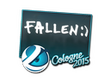 Sticker FalleN | Cologne 2015