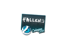Skin Sticker | FalleN | Cologne 2015