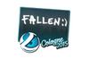 Sticker | FalleN | Cologne 2015