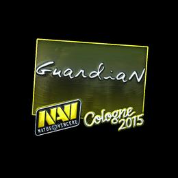 GuardiaN (Foil) | Cologne 2015