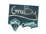 Skin Sticker | GruBy | Cologne 2015