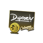 Sticker | dupreeh | Cologne 2015