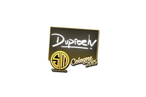 Sticker | dupreeh | Cologne 2015 Prices