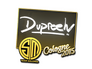 Skin Sticker | dupreeh | Cologne 2015