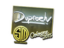 Skin Sticker | dupreeh (Foil) | Cologne 2015