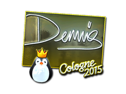 dennis   Cologne 2015
