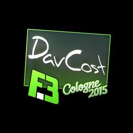 DavCost | Cologne 2015