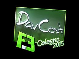 DavCost   Cologne 2015