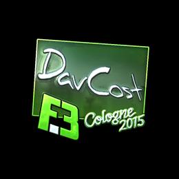 DavCost (Foil) | Cologne 2015