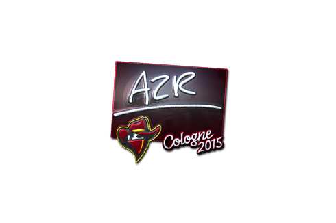 Sticker | AZR (Foil) | Cologne 2015 Prices