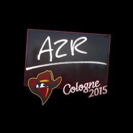 AZR | Cologne 2015