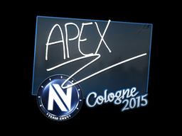 Sticker | apEX | Cologne 2015