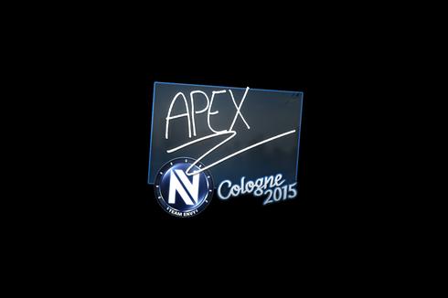 Sticker | apEX | Cologne 2015 Prices