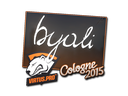 Sticker | byali | Cologne 2015