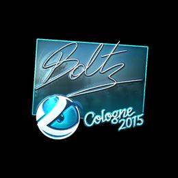 boltz (Foil) | Cologne 2015