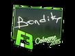 Sticker bondik | Cologne 2015