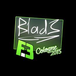 B1ad3 | Cologne 2015