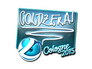 Skin Sticker | coldzera (Foil) | Cologne 2015