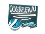 Skin Sticker | coldzera | Cologne 2015