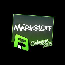 markeloff | Cologne 2015