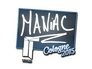 Skin Sticker | Maniac | Cologne 2015