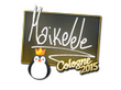 Sticker Maikelele | Cologne 2015