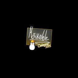 Sticker | Maikelele | Cologne 2015