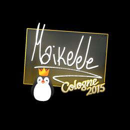 Maikelele | Cologne 2015