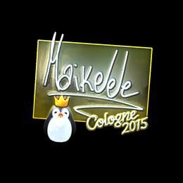 Maikelele (Foil) | Cologne 2015