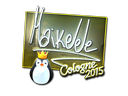 Sticker | Maikelele (Foil) | Cologne 2015