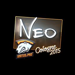 NEO (Foil) | Cologne 2015