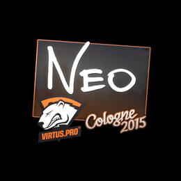 NEO | Cologne 2015