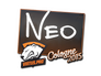 Skin Sticker | NEO | Cologne 2015