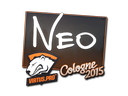 Sticker | NEO | Cologne 2015